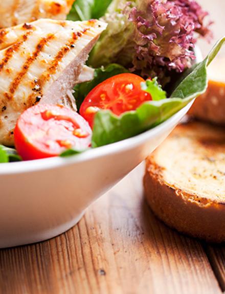 Salud y alimentación, uña y carne