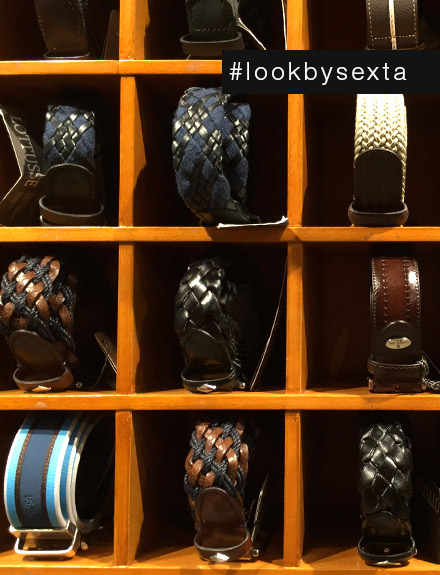 Los cinturones de La Caprichosa