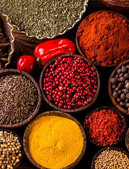 Mezclas de especias que mejoran tus comidas