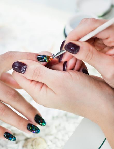 Las uñas de moda para este otoño-invierno
