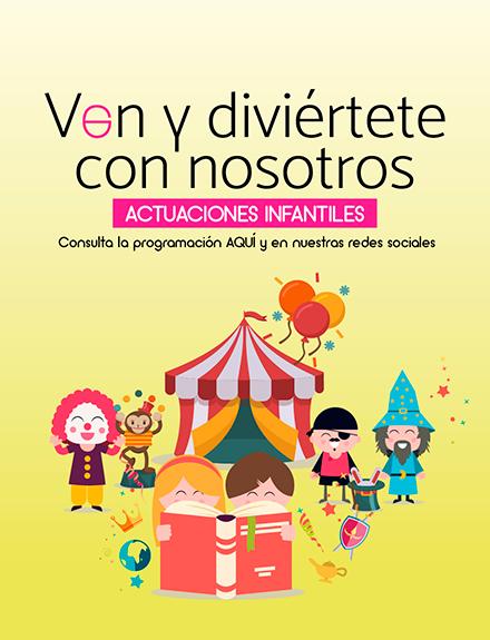 Noticia-web-actuaciones-infantiles