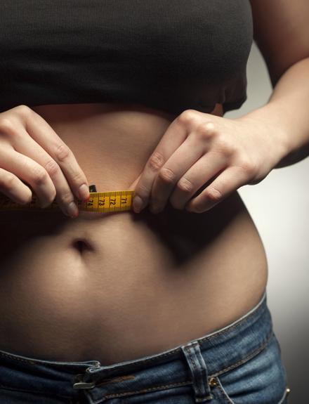 Bajar los kilos de más