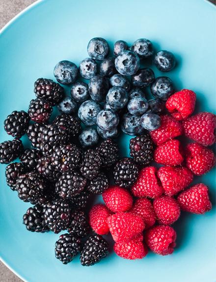 5 alimentos que reducen la inflamación