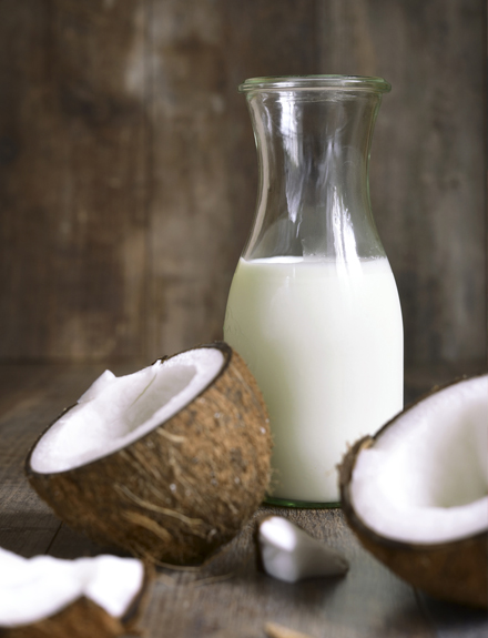 Beneficios de la leche de coco para tu salud