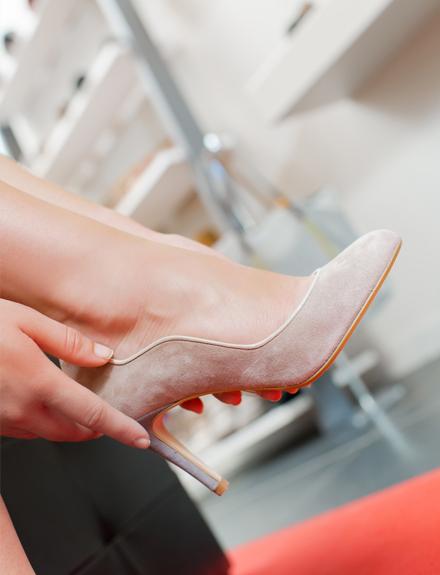 Trucos para elegir los zapatos de fiesta