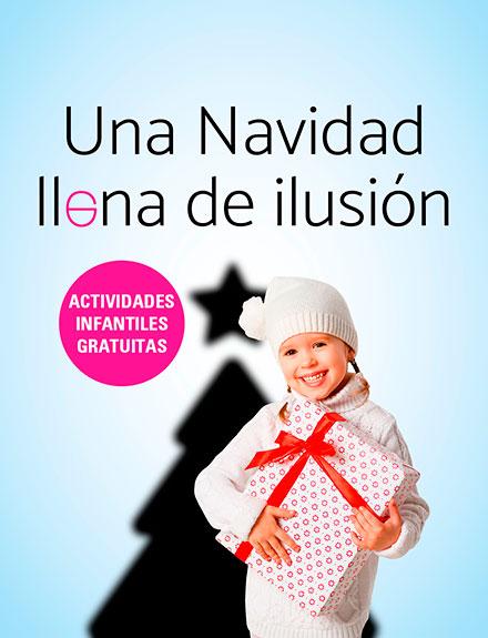 Navidad infantil en Sexta Avenida