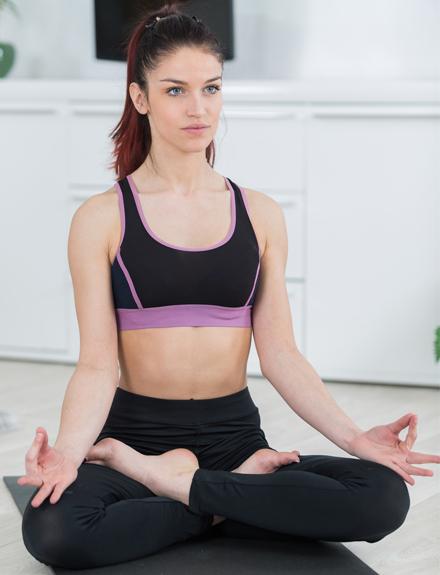 Moda para practicar yoga