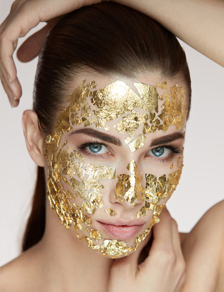 Brillos metálicos para tu maquillaje