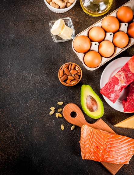 Cinco alimentos con grasas saludables para ti