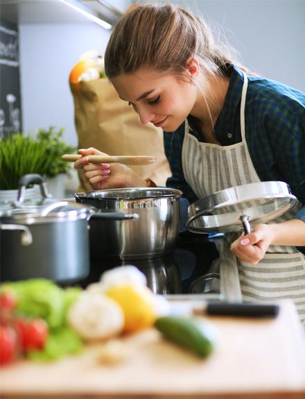 Siete consejos para no perder las vitaminas de las verduras