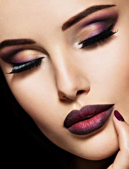 Ocho tendencias de maquillaje