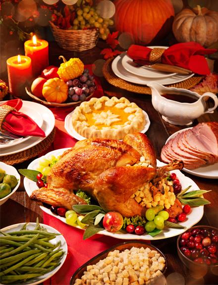 Día de Acción de Gracias: los platos típicos