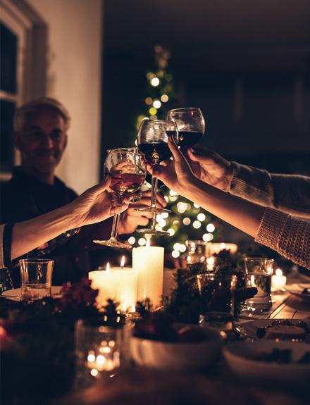 Cómo sobrevivir a las comilonas de Navidad
