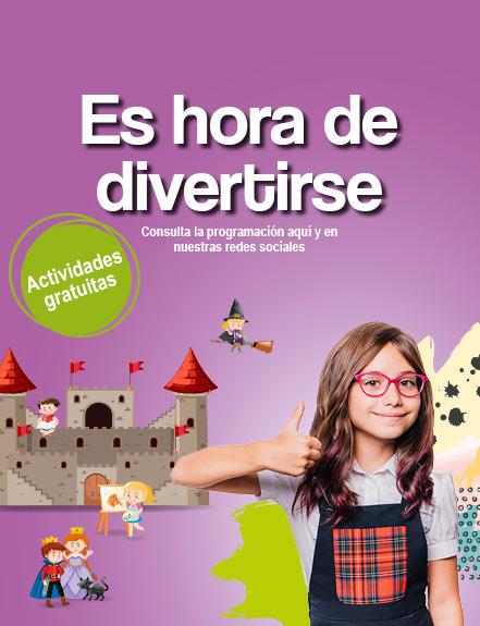 Actividades Infantiles Septiembre a Octubre