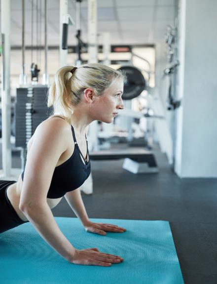 Tres ejercicios físicos para volver de vacaciones