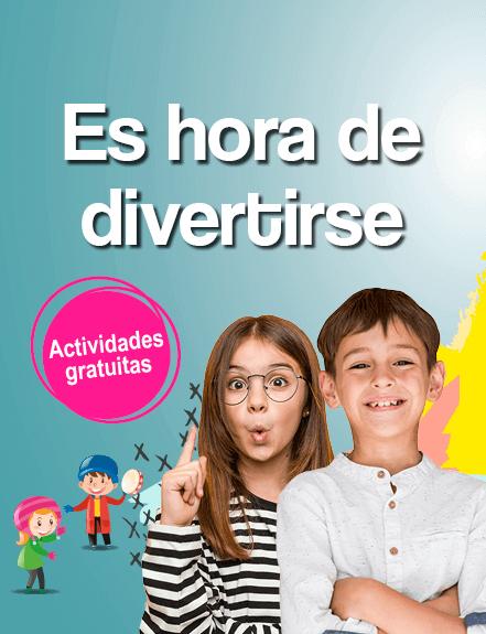 Actividades Infantiles Noviembre a Diciembre