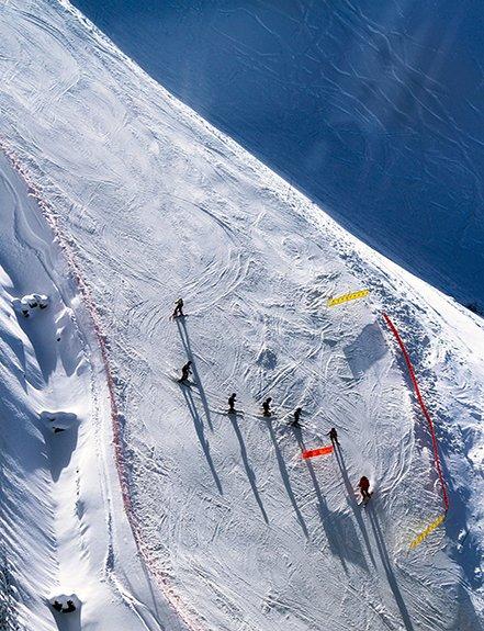 Estaciones de esquí en España, estaciones esquí españolas
