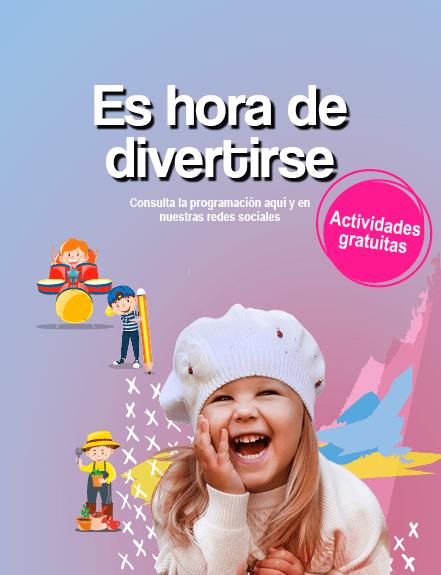 Actividades Infantiles de Enero a Marzo