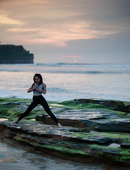 Yoga, más que un simple ejercicio
