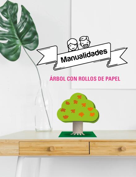 manualidad-arbol-rollo-papel-sexta-avenida